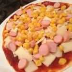 クリスマスピザを手作り 簡単な作り方でもフライパンでは?餃子の皮もOK?