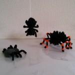 ハロウィンの手作り飾りでクモを作ろう!作り方や簡単なものも!